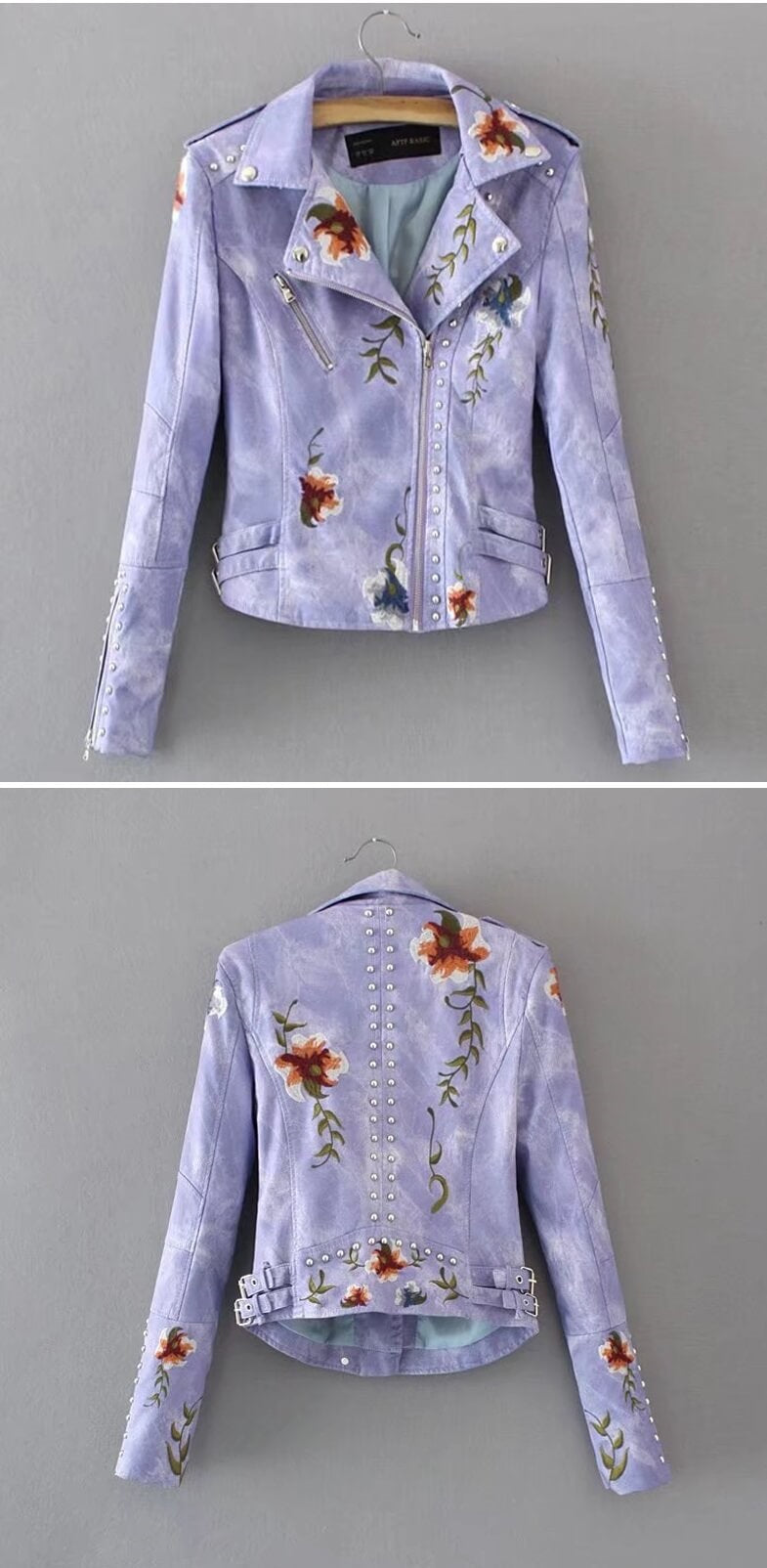Smell The Flowers Jacket, All Sizes