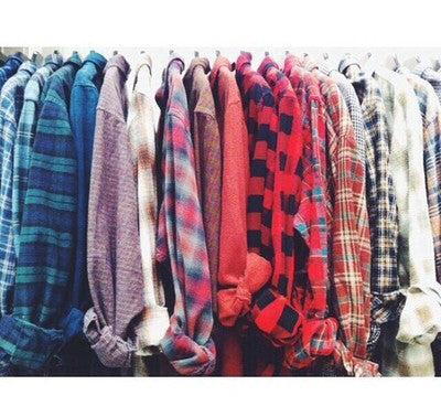 Unisex Vintage Mystery Flannels Hipster Shirts All Styles & Sizes In Stock!!!