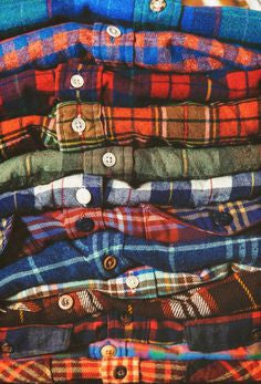 Mystery OverSized Flannels: All Sizes & Colors
