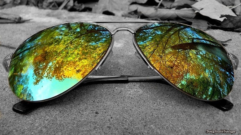 Vintage Mystery Sunglasses! Mystery Hipster Fashion Glasses!!