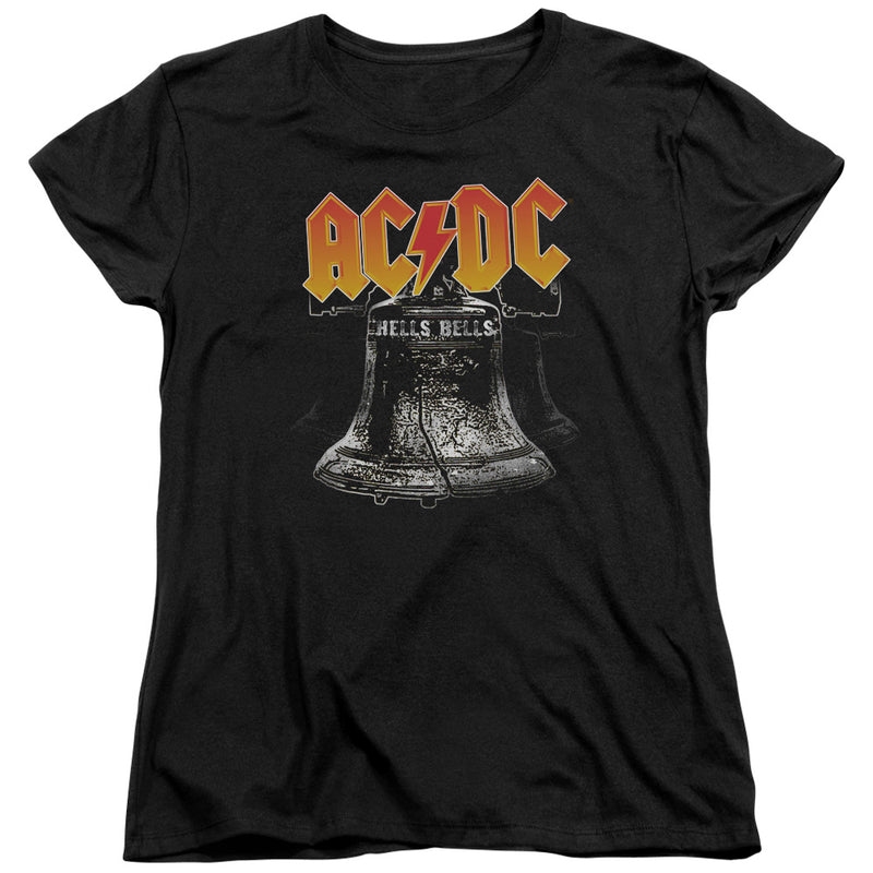 Acdc - Hell's Bells Short Sleeve Women's Tee