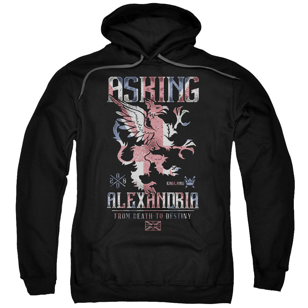 Asking Alexandria -  Adult Pull Over Hoodie