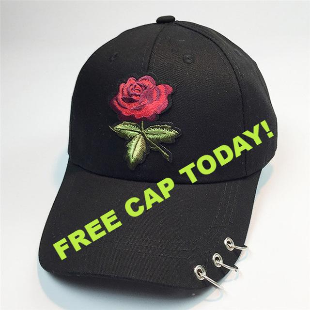 Your Free Hat Today!