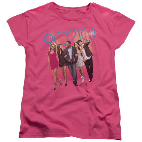 90210 - Brandon & Kelly Short Sleeve Women's Tee