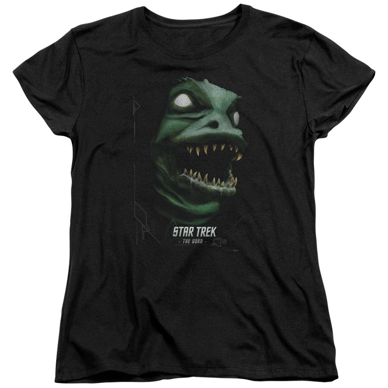 Star Trek - The Gorn Short Sleeve Women's Tee