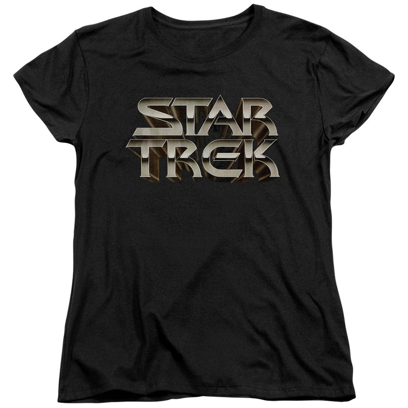 Star Trek - Feel The Steel Short Sleeve Women's Tee