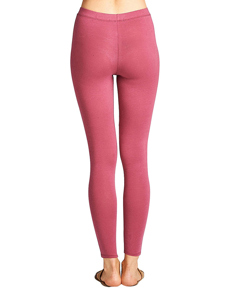 Raw ladder cutouts stretch-knit athletic leggings
