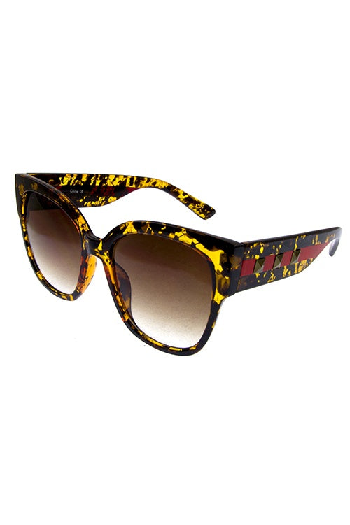 Womens blended fashion sunglasses