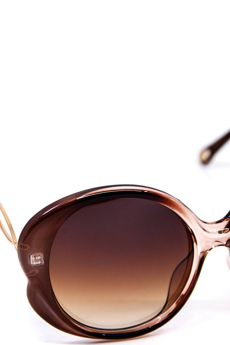 Elegant big eye sunglasses