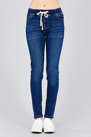 Extreme Distressed Knees Jeans & RAD!!