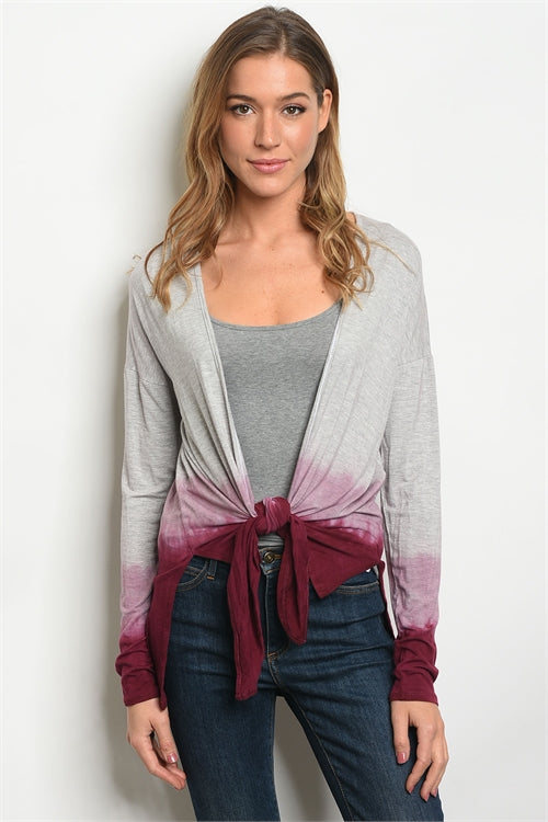 You would look great in this TYE DYE CARDIGAN!