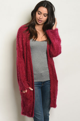Zip Up Hooded Velvet Puffer Longline Coat