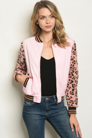 Tape Panel Crop Hooded Jacket, Super cool!