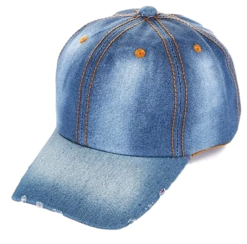SnapBack Caps For that Denim Jean Look You Love!, All Washes