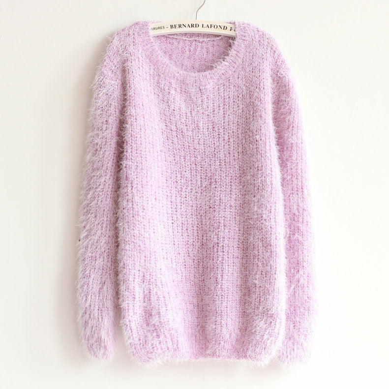 Fuzzy Warm Comfy \u0026 Soft Sweaters, Many Colors, MUST HAVE!!