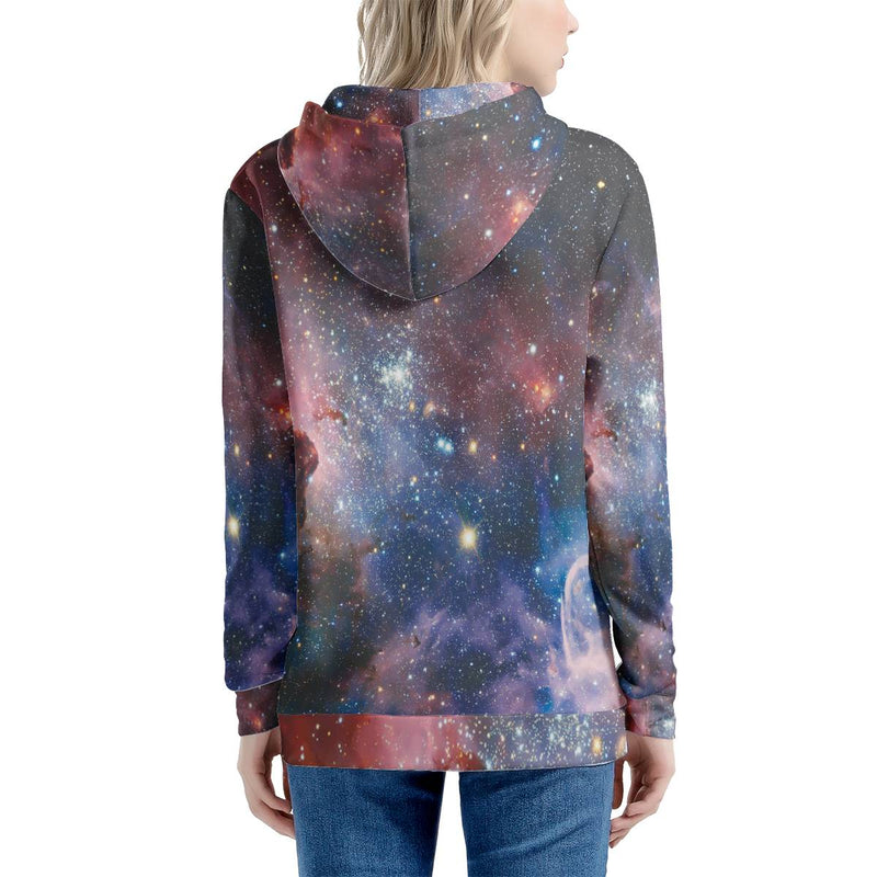 Light Year - Women's All Over Print Zip Hoodie