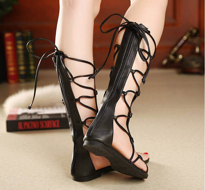 Miss Gladiator Shoes, All Sizes