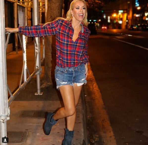 "Kat Zammuto on Instagram: ""Casual night out in vintage inspired flannel shirt @dsv_dirtysouthvintage www.dirtysouthvintage.com"