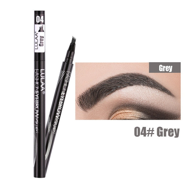Microblading or eyebrows