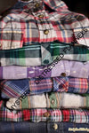 Unisex Vintage Mystery Flannel Hipster Shirts All Styles & Sizes In Stock!