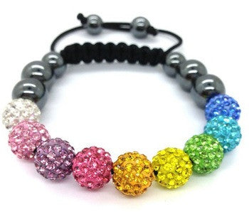 Stylish Color Multi Bracelet Bead Fashion Jewelry Arm Bracelet