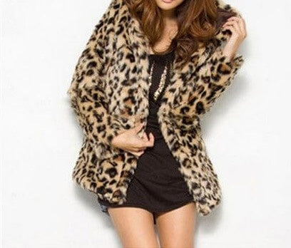The Leopard Woman Jacket, All Sizes