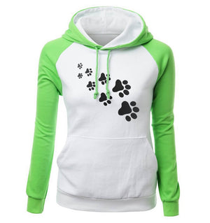 My Cute Paws Sweatshirts. All Colors & Sizes