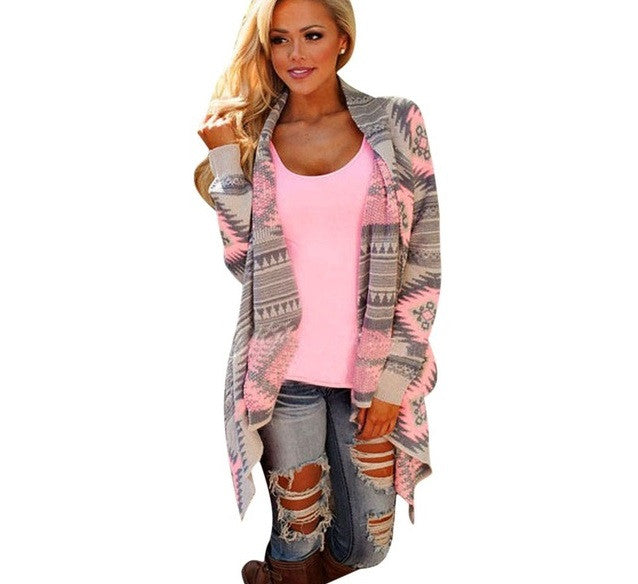 Brand New BoHo Tribal Cardigan, All sizes!!