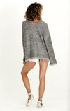 SAVANNAH SEQUIN SWEATER