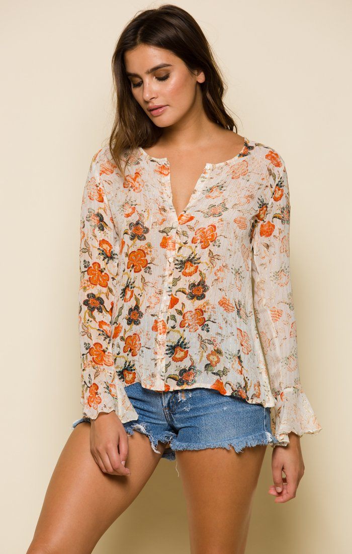 KATE BLOUSE BEAUTIFUL TOP!