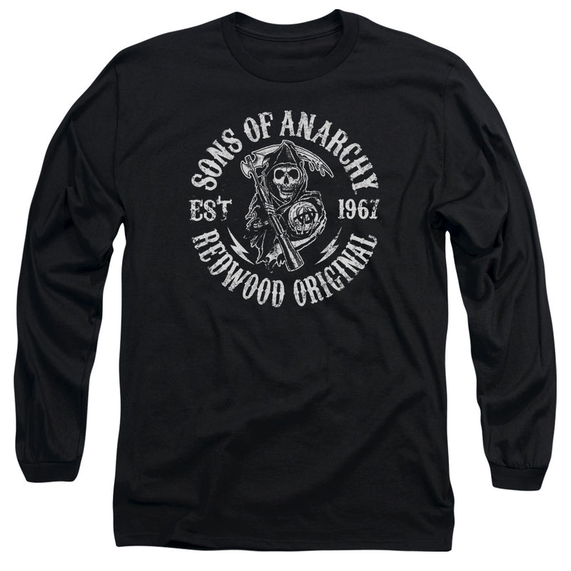 Sons Of Anarchy - Redwood Originals Long Sleeve Adult 18/1