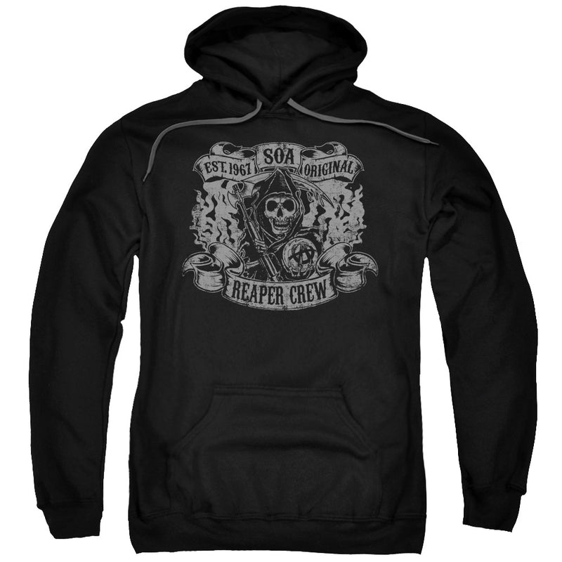 Sons Of Anarchy - Original Reaper Crew Adult Pull Over Hoodie