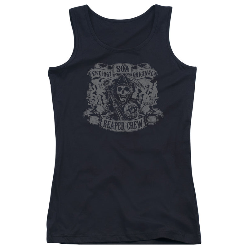 Sons Of Anarchy - Original Reaper Crew Juniors Tank Top