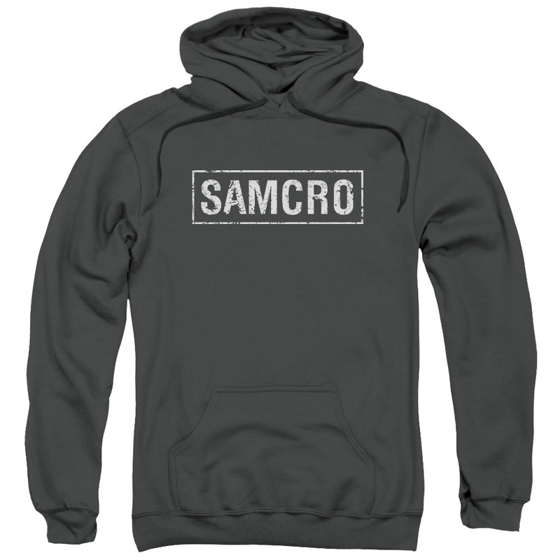 Sons Of Anarchy - Samcro Adult Pull Over Hoodie