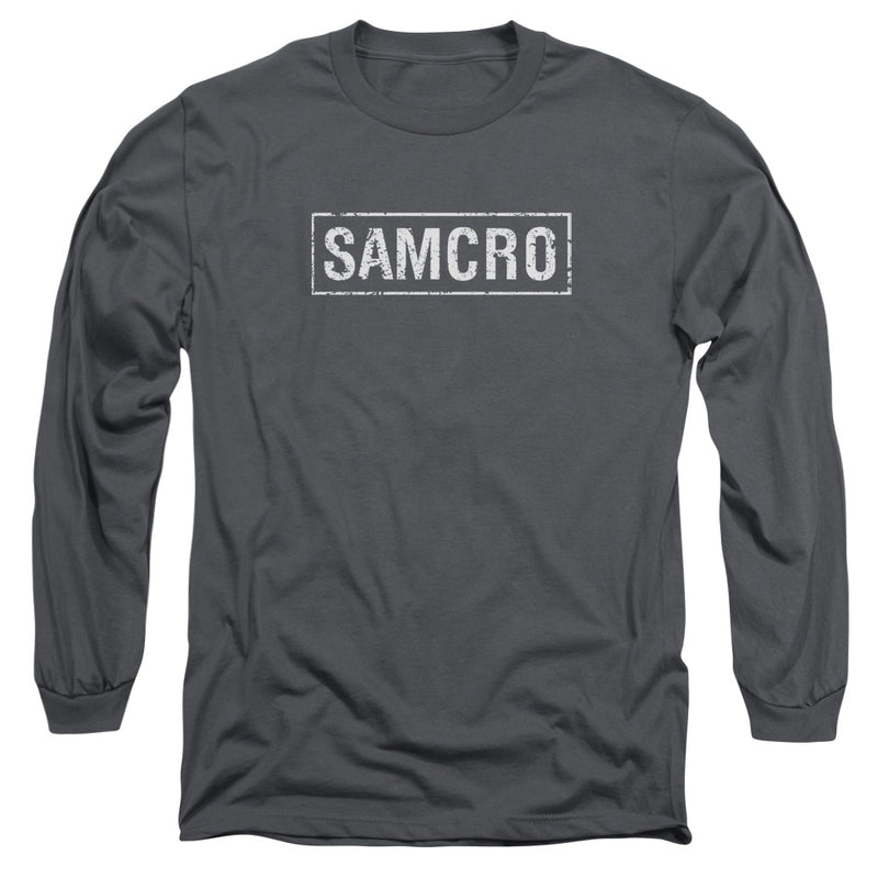 Sons Of Anarchy - Samcro Long Sleeve Adult 18/1
