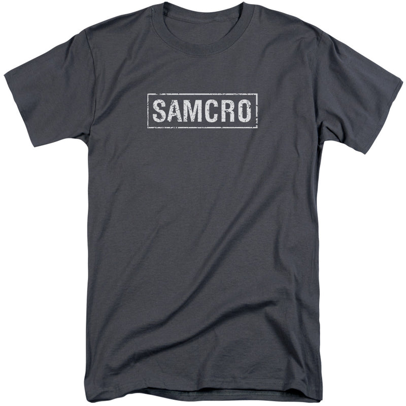 Sons Of Anarchy - Samcro Short Sleeve Adult Tall