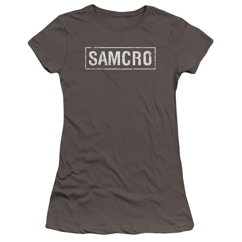 Sons Of Anarchy - Samcro Premium Bella Junior Sheer Jersey