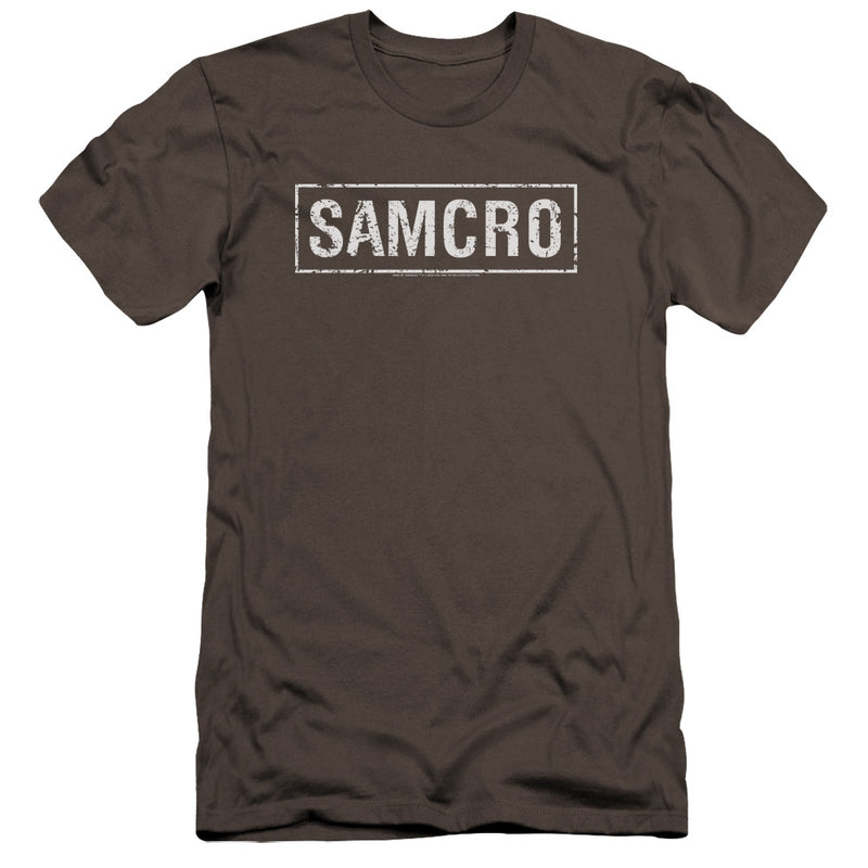 Sons Of Anarchy - Samcro Premuim Canvas Adult Slim Fit 30/1
