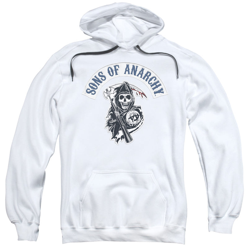 Sons Of Anarchy - Bloody Sickle Adult Pull Over Hoodie