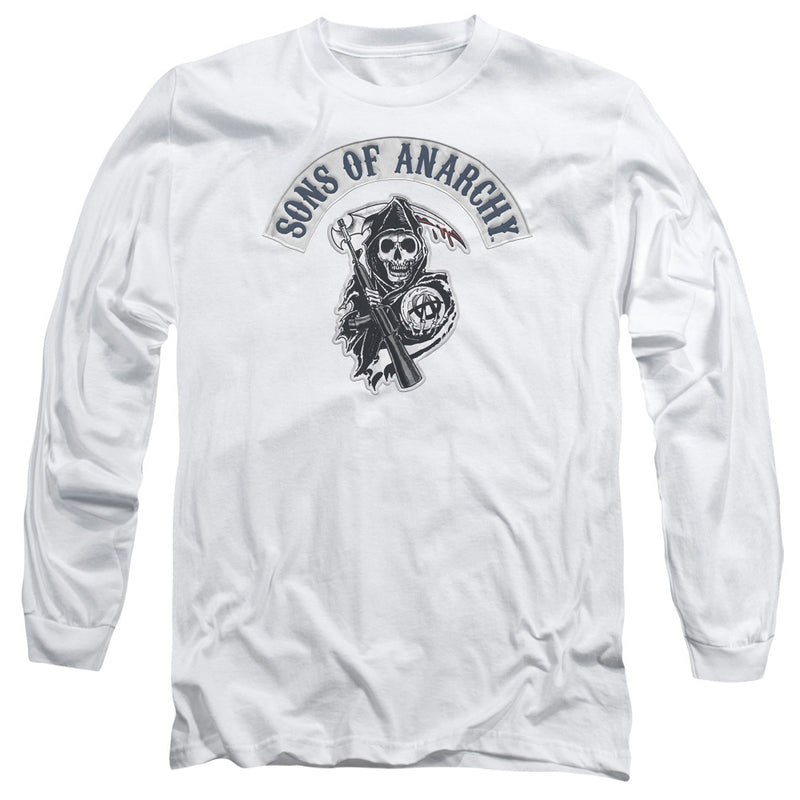 Sons Of Anarchy - Bloody Sickle Long Sleeve Adult 18/1