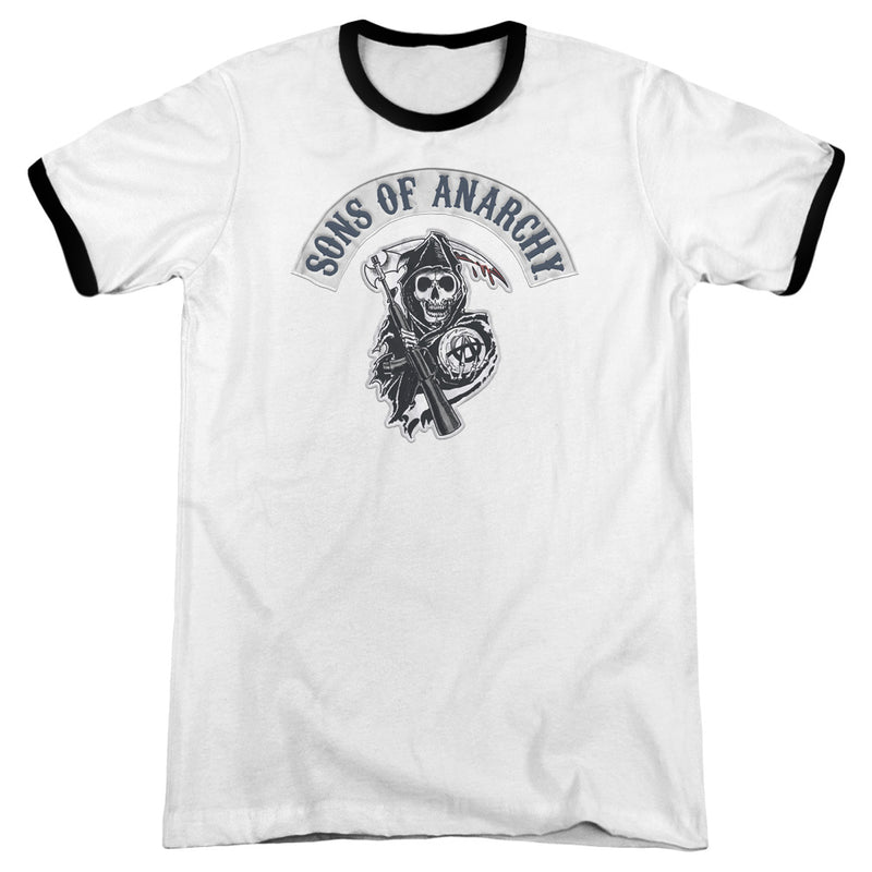 Sons Of Anarchy - Bloody Sickle Adult Ringer