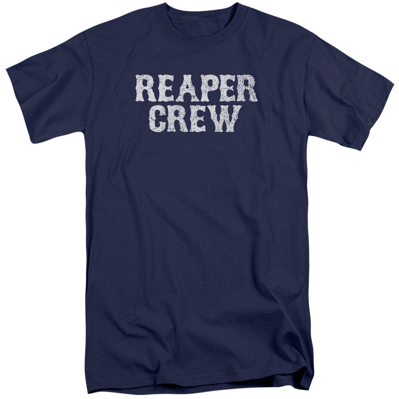 Sons Of Anarchy - Reaper Crew Short Sleeve Adult Tall