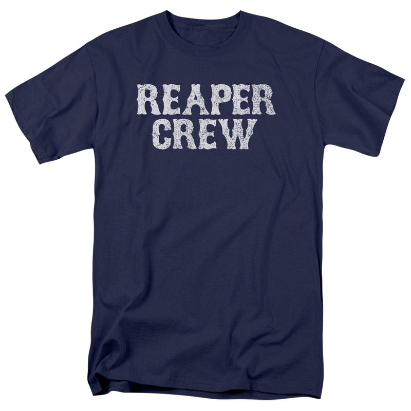 Sons Of Anarchy - Reaper Crew Short Sleeve Adult 18/1