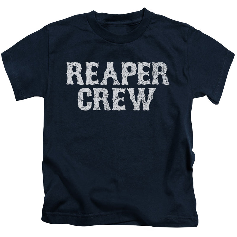 Sons Of Anarchy - Reaper Crew Short Sleeve Juvenile 18/1
