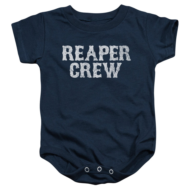 Sons Of Anarchy - Reaper Crew Infant Snapsuit