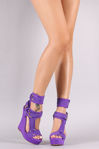 Anne Michelle Double Band Stiletto Heeled Mules