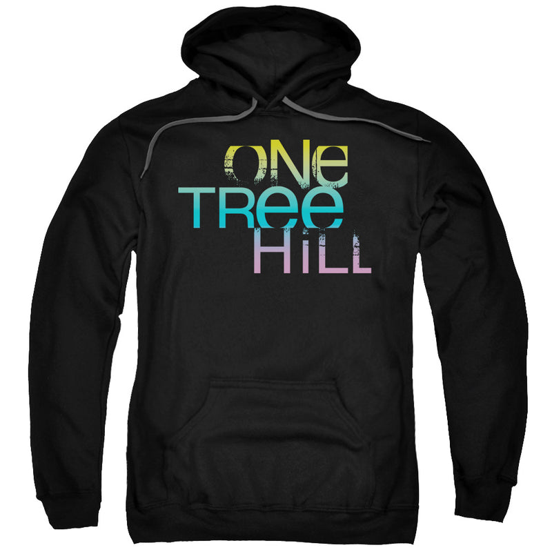 One Tree Hill - Color Blend Logo Adult Pull Over Hoodie