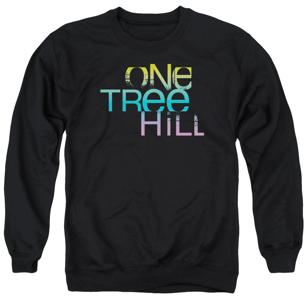 One Tree Hill - Color Blend Logo Adult Crewneck Sweatshirt