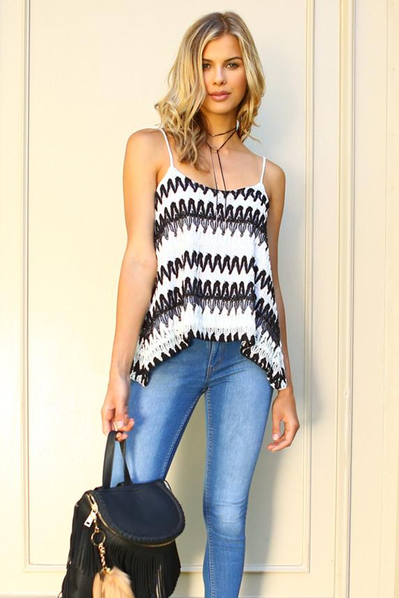 Women's Knitted Loose Top