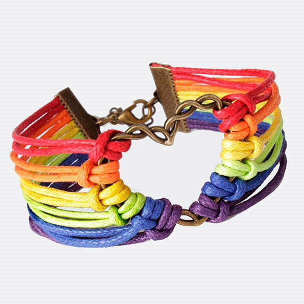 23591d458d2 Multi Color Pretty Arm Candy Bracelet